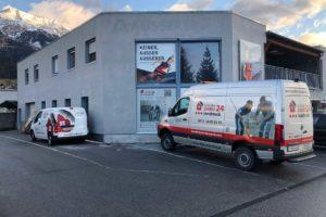 Wasserschaden Soforthilfe Innsbruck